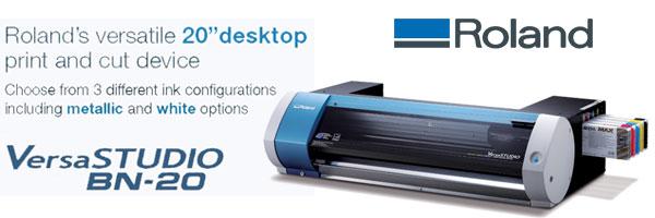Roland Printers - Doro Tape - Doro Tape (UK) Ltd