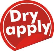 Dry Apply